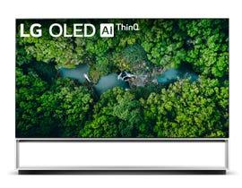 """LG 77"""" class Signature ZX 8K UHD HDR OLED Smart TV OLED77ZXPUA"""