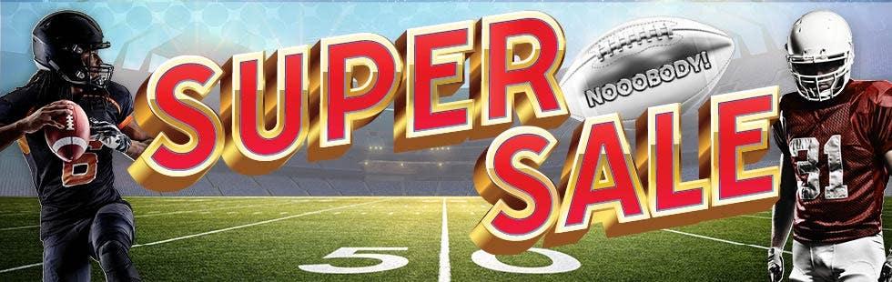 Super Sale, Big Game
