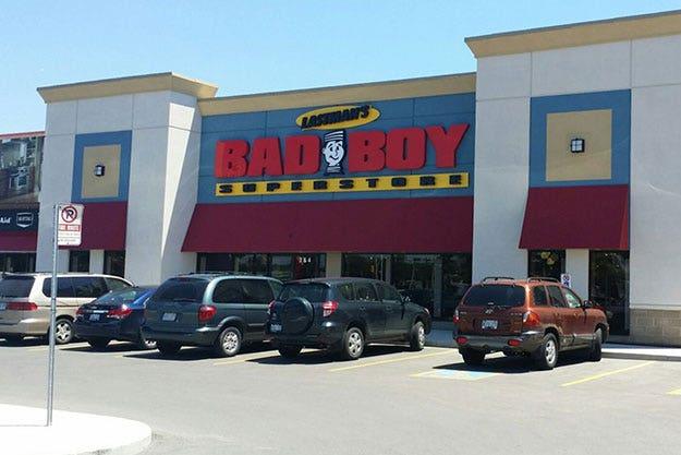 Bad Boy Super Store