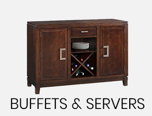 Buffets, Servers and Cabinets