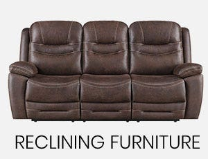 Reclining & Recliners